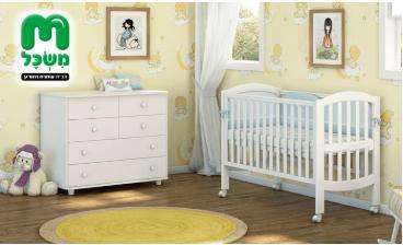 חדר שינה לתינוק משכל